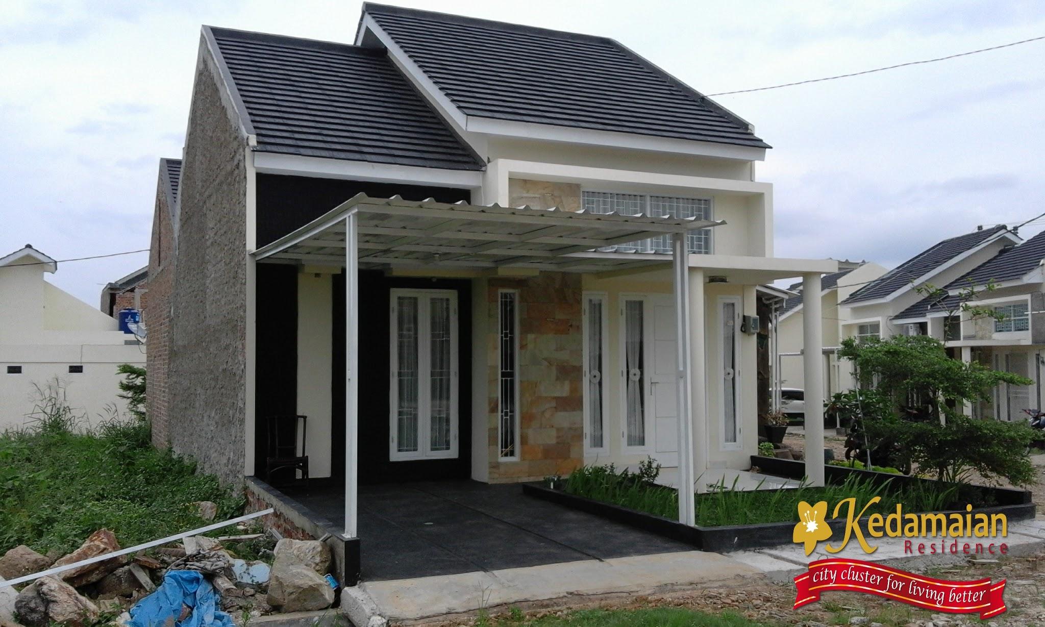 Foto Rumah Blok C1 Type 60