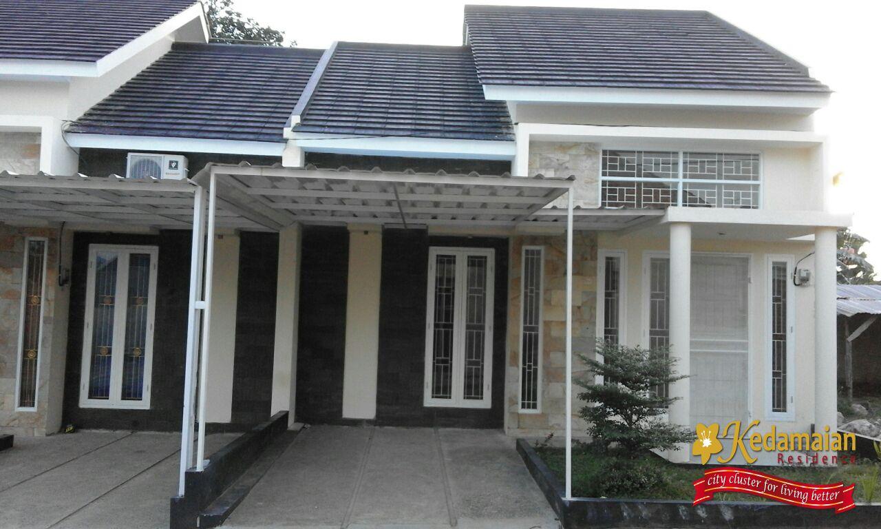 Foto Rumah Blok A3 Type 45