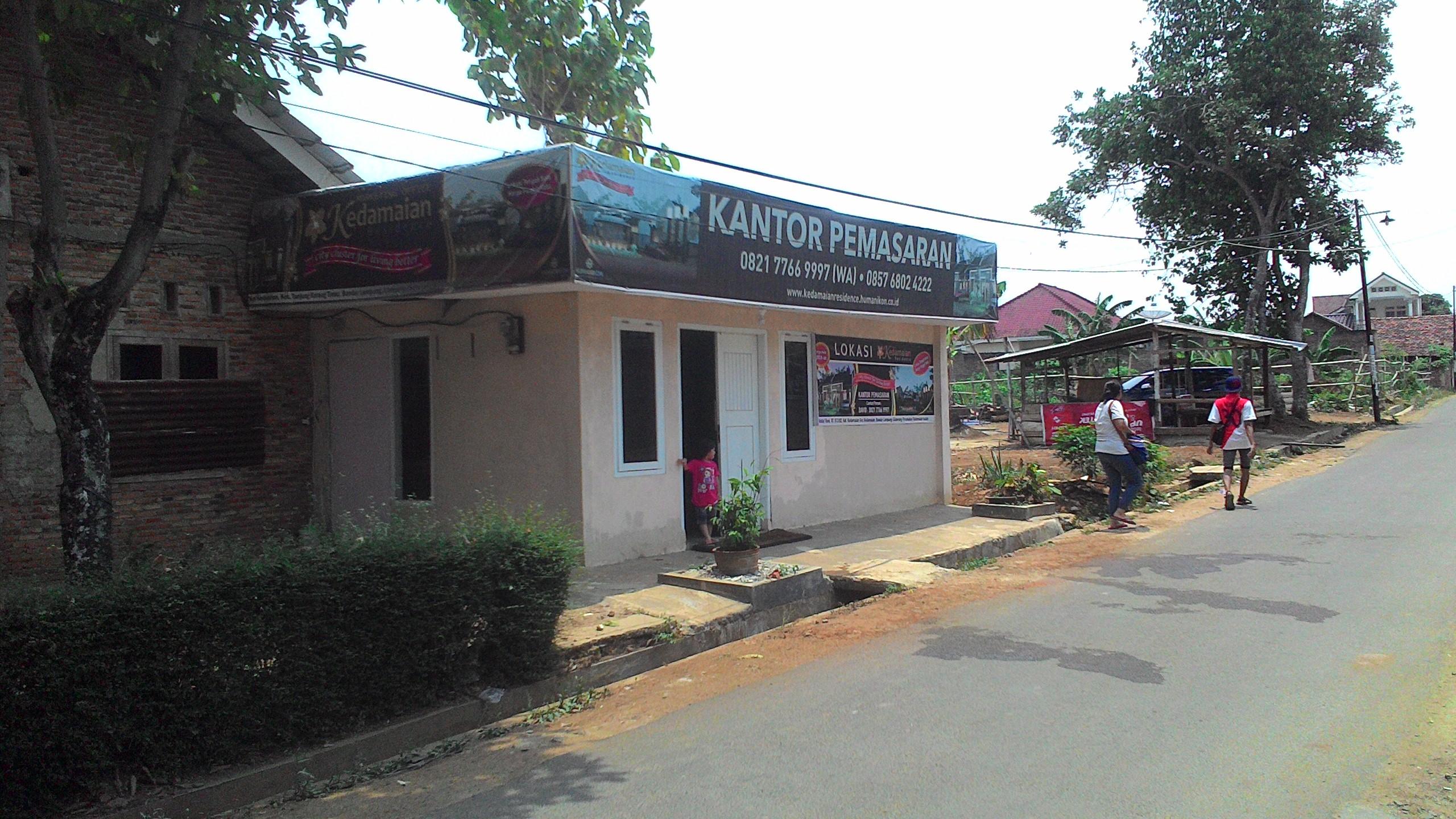 Kantor Pemasaran KRL